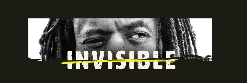 Homeless Artists Take Center Stage At New Invisible