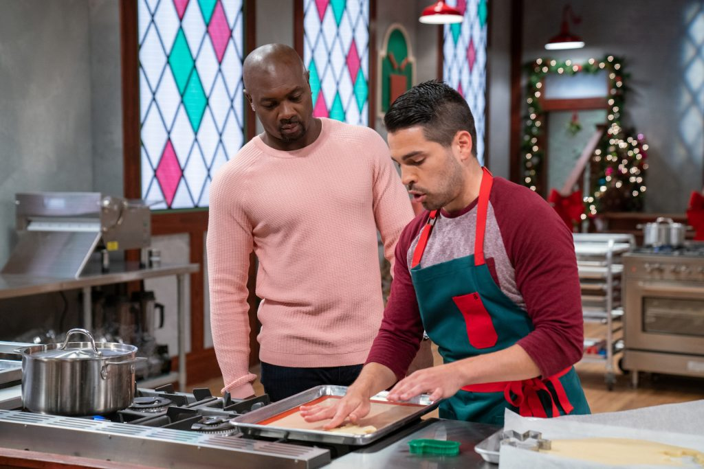 Food Network Christmas Cookie Challenge 2020 Recipes Got milk? Local baker wins Food Network's Christmas Cookie