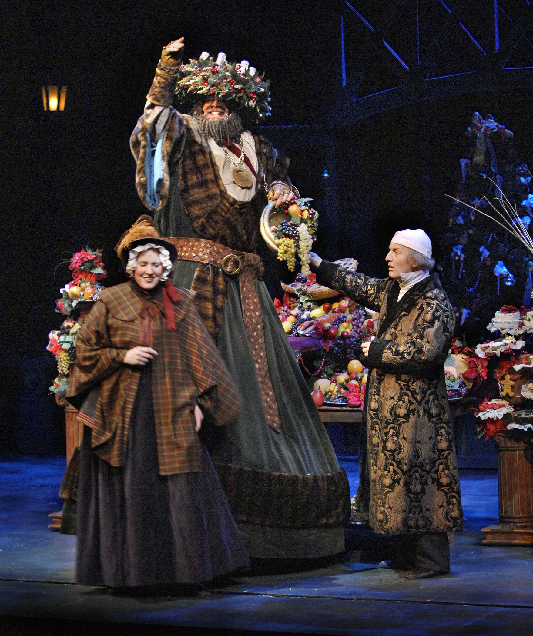 By The Numbers: Kansas City Repertory Theatre\'s A Christmas Carol ...