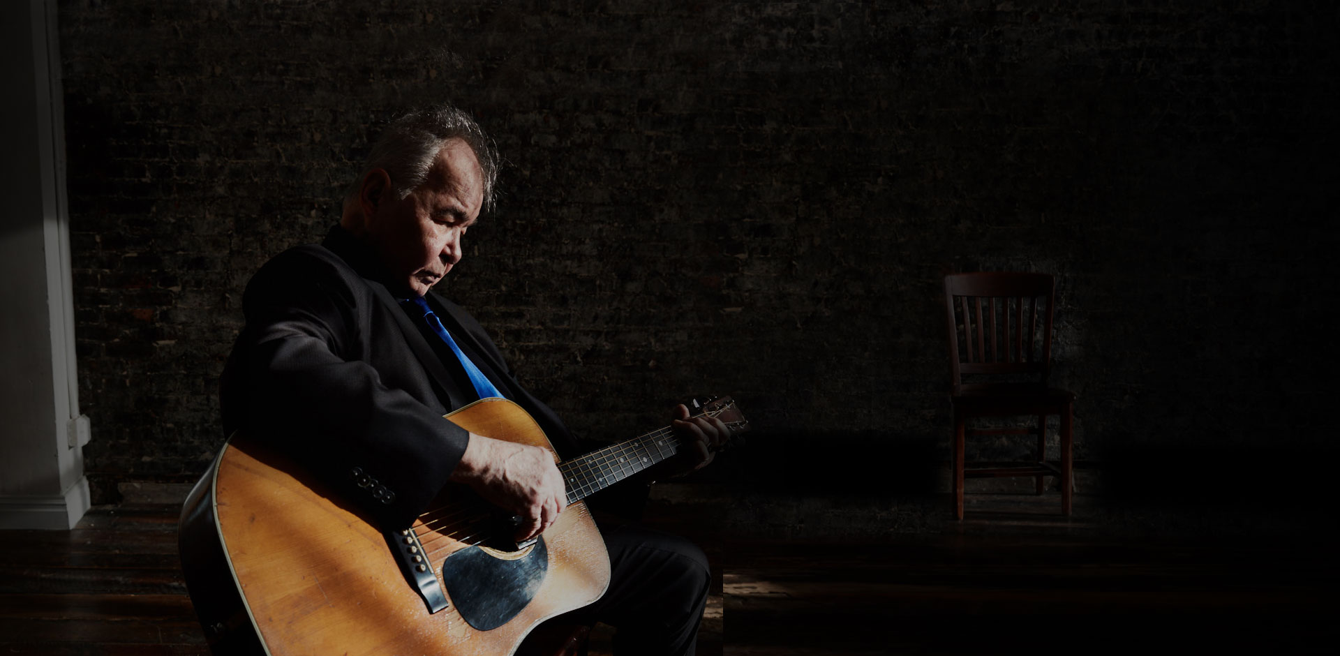 Tim Finn Review: John Prine - In Kansas City