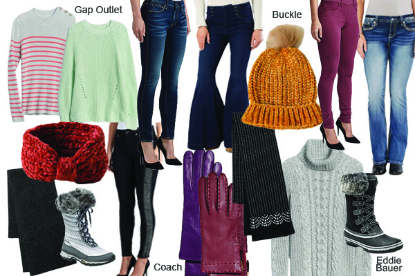 47497da04fc5 Make a quick trip to Legends Outlets and take advantage of head-to-toe  holiday styles and savings in one