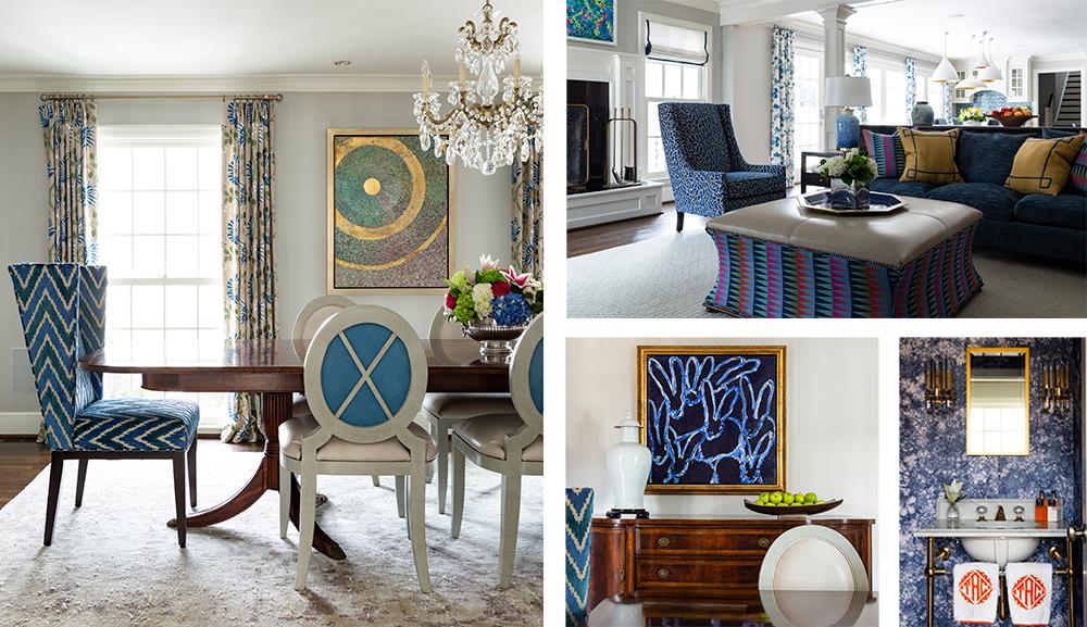 Interior Designer Kelly Lambert Reimagines A Leawood Home