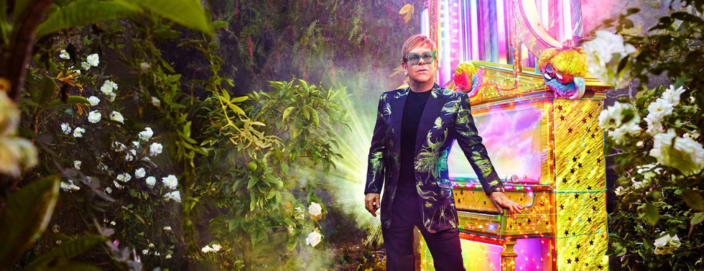 Tim Finn Review: Elton John - In Kansas City