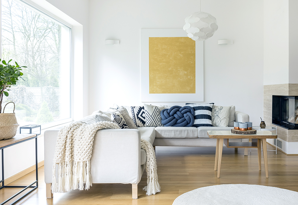 Decorating Your First Home Together - In Kansas City