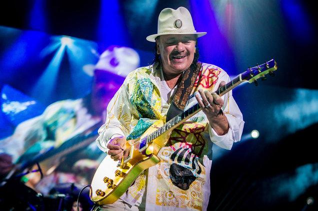 Tim Finn Review: Santana and Doobie Brothers - In Kansas City